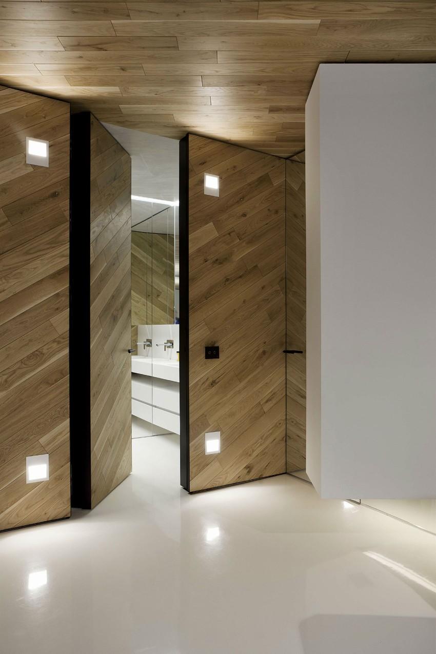 Park loft designet by studio mode your house idea