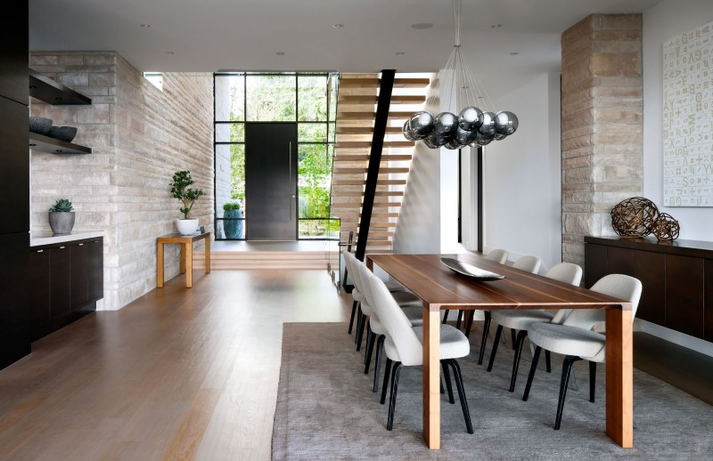 Burkehill Residence designed by Craig Chevalier and Raven Inside